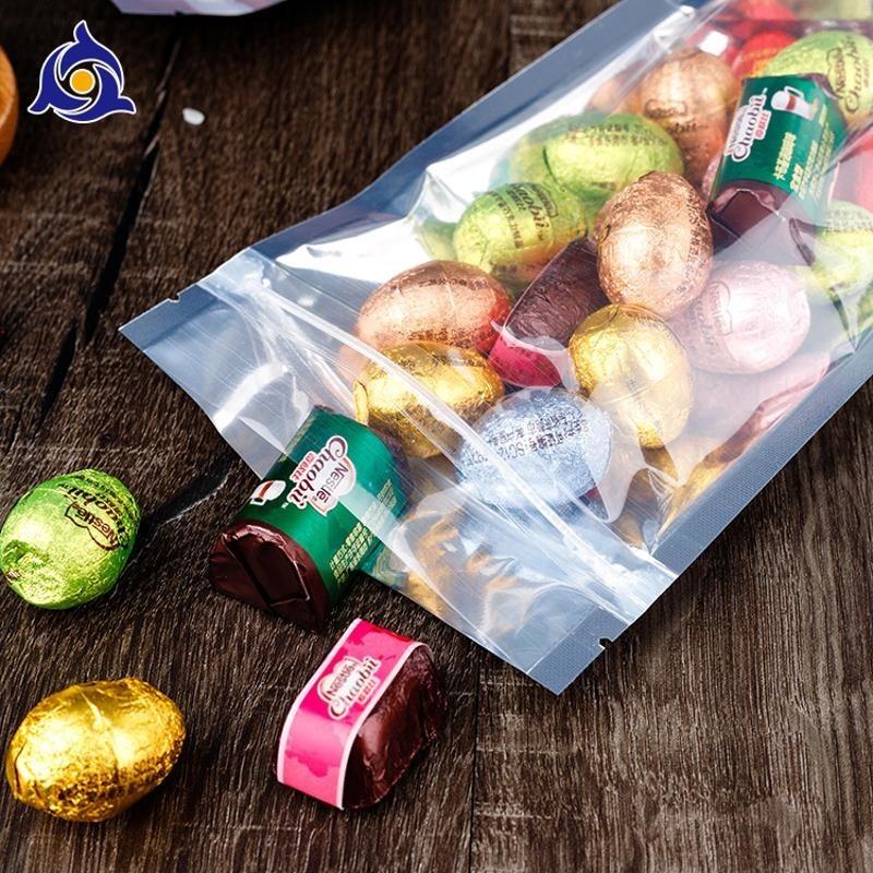 阴阳镀铝袋自立茶叶定做袋鱼饵狗粮密封拉链袋代餐粉食品包装袋