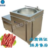 粉肠灌装机器 液压全自动灌肠机 烤香肠灌装设备304不锈钢材质