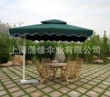 方形鋁架單邊傘側立傘羅馬傘印LOGO戶外庭院傘工廠