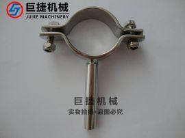 圆钢管支架,不锈钢管支架,防松螺丝管支架201管支架 304管支架