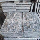 供應天然灰色石材 牡丹紅文化石 背景牆別墅外牆磚