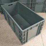 厂家直销 800*400*330 欧标塑料周转箱 一汽大众专用塑胶箱