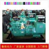 潍坊40KW纯铜发电机小型家用发电机组四轮三轮二轮拖车移动电站