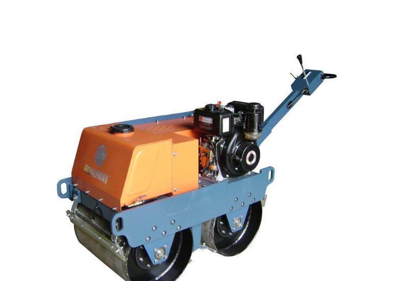 供应Roway手扶式双钢轮压路机-RWYL31C