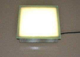 LED发光地砖灯,LED七彩地砖灯