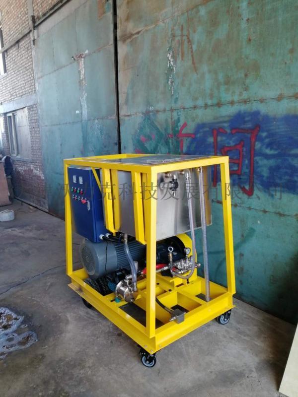 沃力克WL6030铝膜板清理高压清洗机 大型清洗机