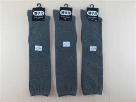 高筒袜及膝袜春秋冬女纯棉日系学生袜显瘦防滑黑长筒袜 休闲学生袜