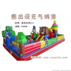 小雪人攀岩充气蹦床价格江西九江60平方米......
