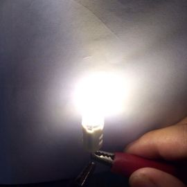 LED商用灯XG4 厂家正远热销 室内照明装饰吊灯 水晶灯珠Lamp 2W