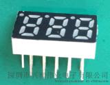 LED數碼管 深圳興和偉業三位帶點888數碼管 控制板數碼屏