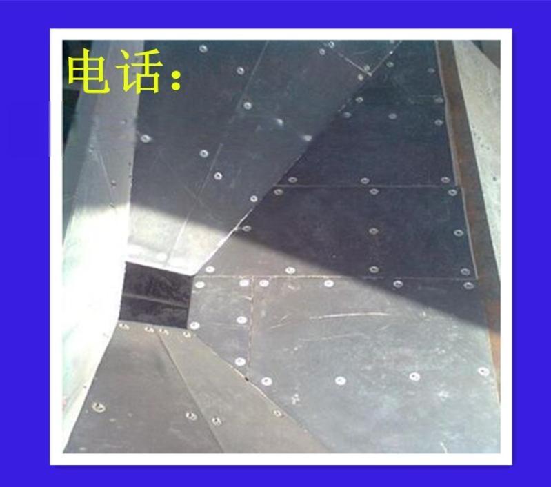 天龙供应各种规格超高分子量聚乙烯料仓衬板煤仓衬板