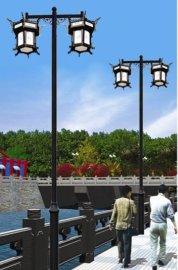 灯笼灯 3-10米仿古灯 民族彩绘路灯