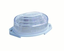 LED七彩变化频闪灯