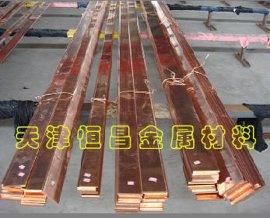 合肥镀锡紫铜排价格 电工铜排价格 现货t2铜排规格 镀锡铜排厂家