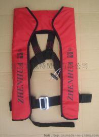 气胀式救生衣 充气式救生衣 CCS救生衣 CE套头式手拉救生衣充气、套头式手动充气救生衣