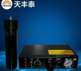 深圳厂家生产 真空回吸330ml手动点胶机 双组份硅胶多用点胶机