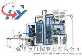 上海全自动液压砌块砖机