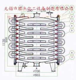 成都新型片式冷凝器厂家找无锡胜杰公司