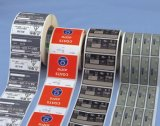 艾利标签  厂家直销   FASSON标签 不干胶标签 条码标签定制