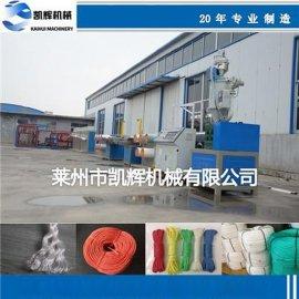 聚乙烯拉丝机厂家,塑料圆丝绳设备,PE圆丝拉丝机提供技术支持