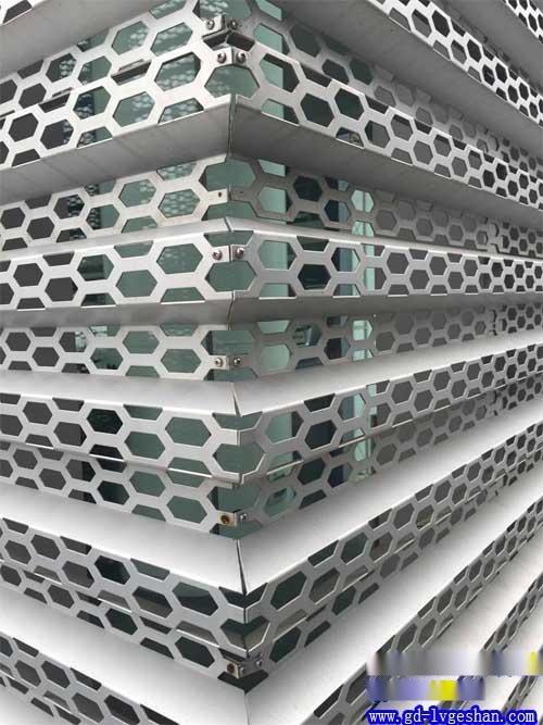 沈阳长城铝板 凹凸铝板 长城板背景墙