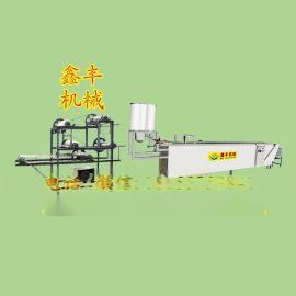 吉林干豆腐机 全自动干豆腐机多少钱 鑫丰厂家直销