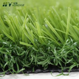 哈爾濱足球場地人造草坪草高3.5免充沙人造運動草坪