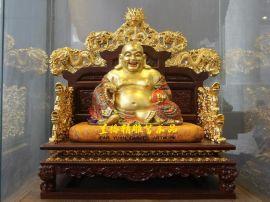 寺院玻璃钢佛像定做/莆田兰缘精雕艺术品