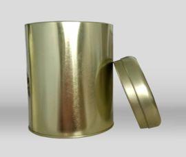 润丰制罐供应茶叶铁盒包装 食品礼品铁盒包装 内塞盖铁盒定制