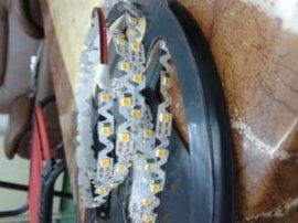 厂家直销 S型软灯带,2835防水软灯带,树脂字灯条,迷你字LED灯条 s型防水灯带