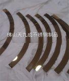 佛山高端定制不锈钢包边线条 不锈钢装饰线条 不锈钢U型槽线条报价