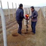 单人操作挖坑机 便携式植树挖坑机价格y2