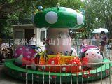 新款商场小型儿童瓢虫乐园游乐设备