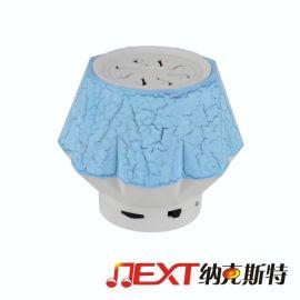 私模蓝牙音响  可以当小夜灯的蓝牙音响  LED呼吸灯功能厂家直销