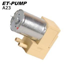 A23系列 防腐蚀 隔膜泵 微型水泵 低功率 高压力 自吸式水泵