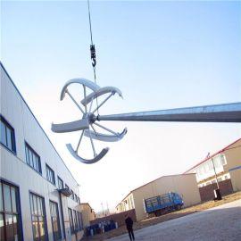 并网30kw风力发电机低速直驱永磁发电机