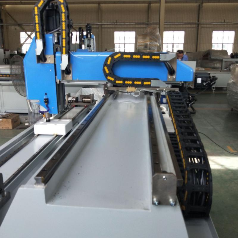 铝型材数控钻床 铝型材钻铣床 门窗加工设备