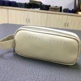 厂家直销新款化妆包定制logo手提旅行时尚洗漱pu女包妈咪手拿包