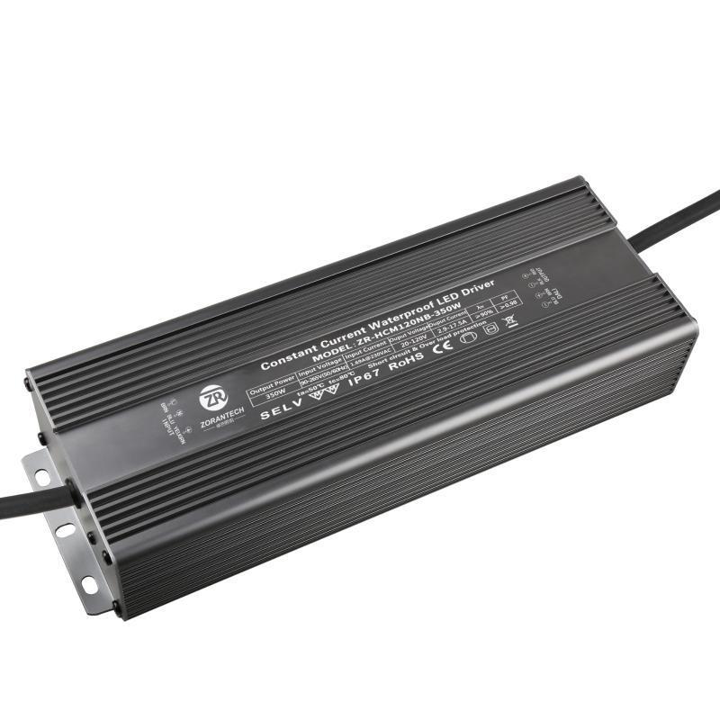 led驱动电源350W路灯24V低压LED驅動電源