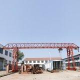 廠家直供花架龍門吊 戶外貨場碼頭通用門式起重機 定製價格
