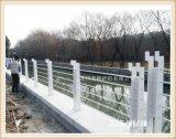 沈陽不鏽鋼橋樑護欄,沈陽不鏽鋼橋樑復合管河道護欄,龍橋護欄專業訂制