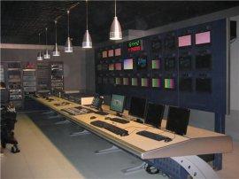 专业生产:多功能专业级广播电视电控制台-电视墙19英寸设备机柜,