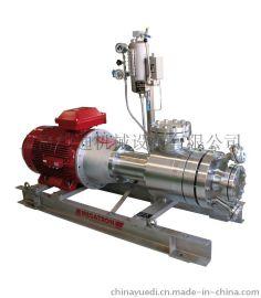 三级管线式乳化机, 三级高剪切乳化机