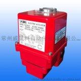 角行程电动执行器,精小型电动执行器电动头VSE-2