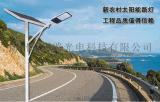 30W太陽能鋰電池LED路燈