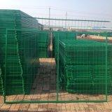 围山钢丝网围栏  江西市公路护栏网厂家