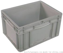 济南地区厂家供应全新料聚乙烯400*300塑料周转箱 物流配送箱质优价廉