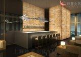 上海神翼动态艺术装置《kinetic nights》