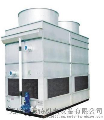 道恩特系列逆流緊湊型閉式冷卻塔