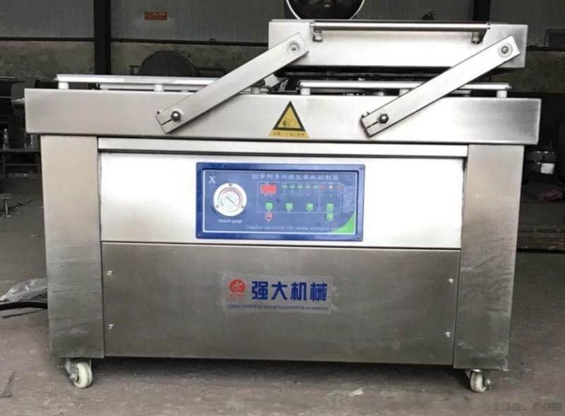 厂家供应强大猪蹄鸡爪真空包装机食品真空包装机